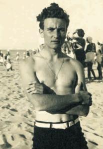 Eugenio Corti a Cesenatico