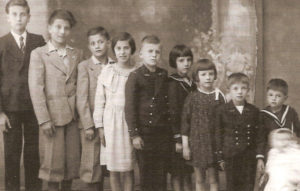 Eugenio Corti e i fratelli